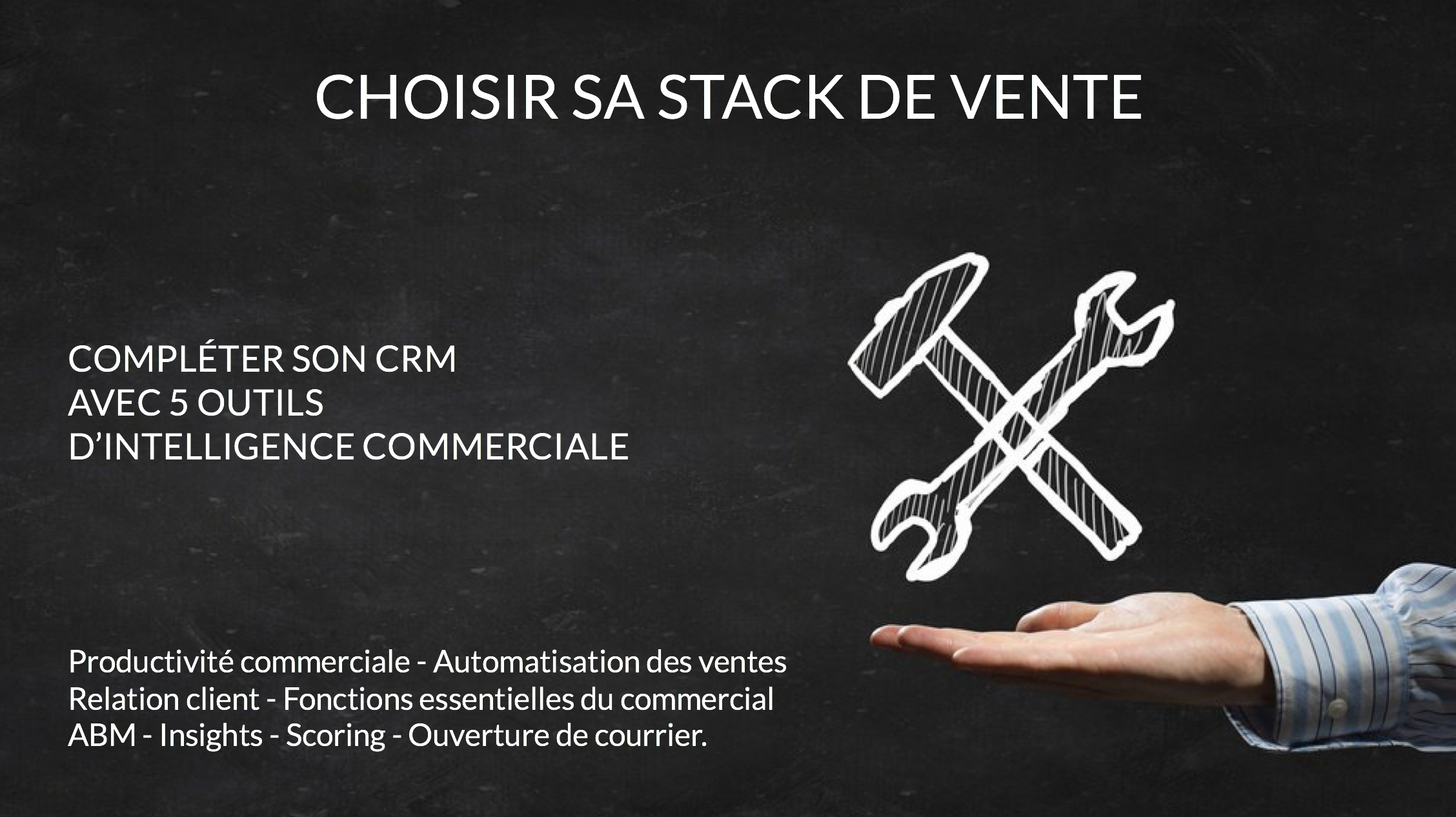 outils intelligence commerciale outils d'intelligence commerciale outils de vente