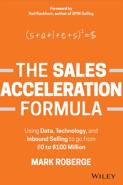 Book The Sales Acceleration Formula